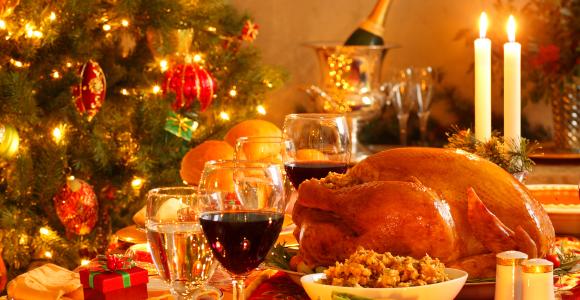 dinner for christmas