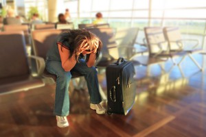 http://www.dreamstime.com/royalty-free-stock-image-depressed-woman-awaiting-plane-image23845936