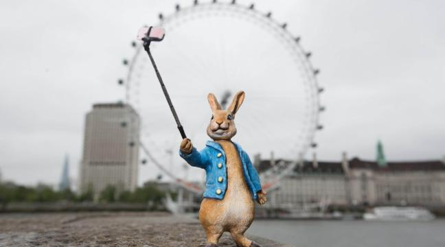 peter rabbit london