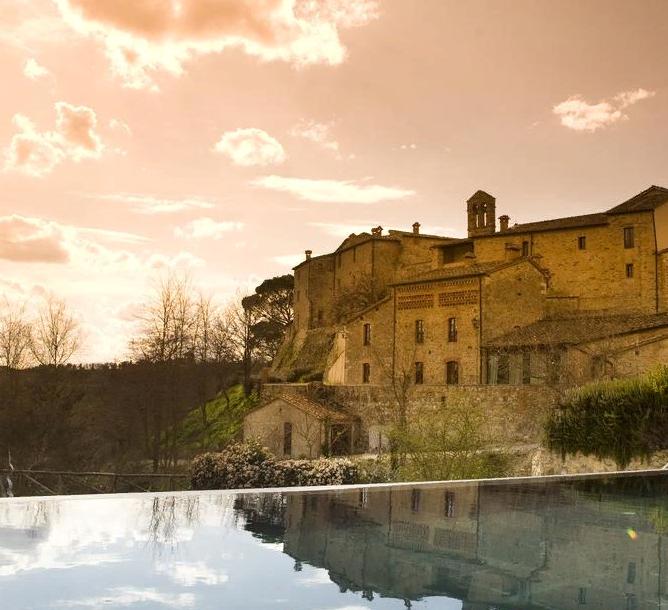 Пятизвездочный итальянский храм, в котором можно отдохнуть и помолиться