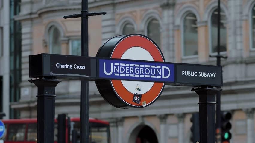 Лондонское метро: символ города, спрятанный под землей