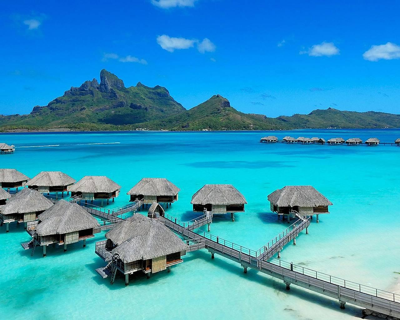 10 экзотических курортов для райского отдыха