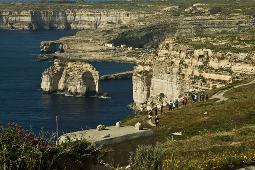 Уникальные природные памятники острова Гоцо
