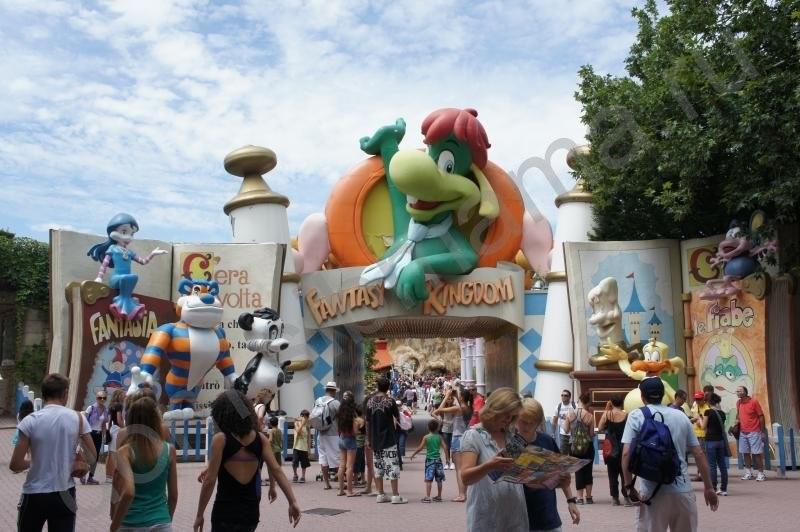 Парк Гардаленд: почти Дисней с итальянскими нотками