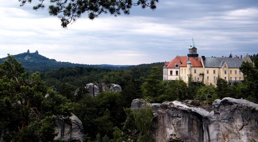10 замков-отелей Европы, которые перенесут вас в сказку