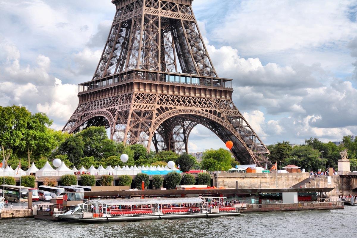 Как посмотреть весь Париж за 2 дня