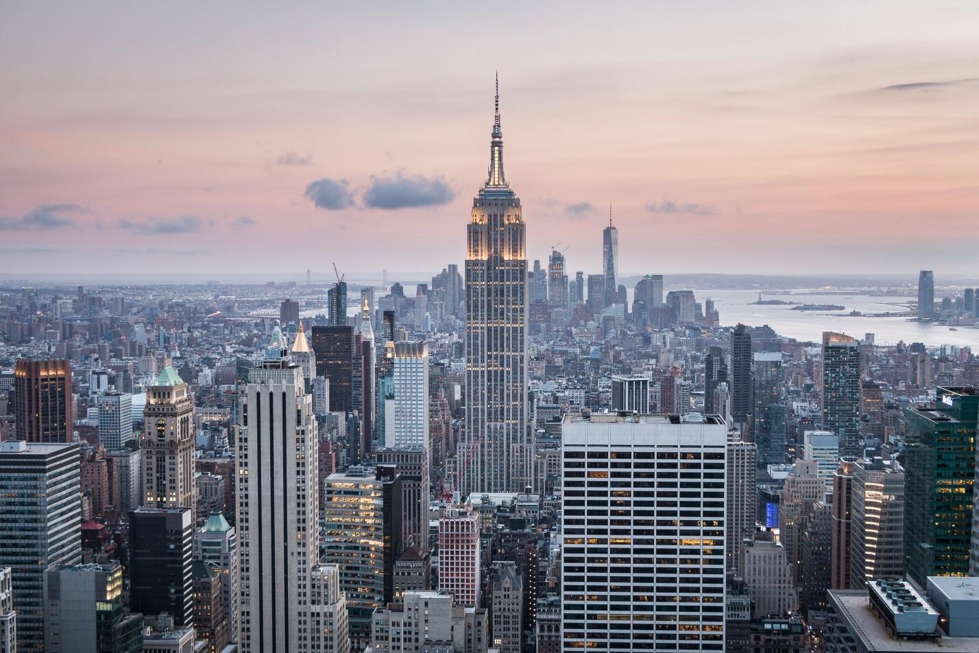 Высоко сижу, далеко гляжу или 10 зданий до небес