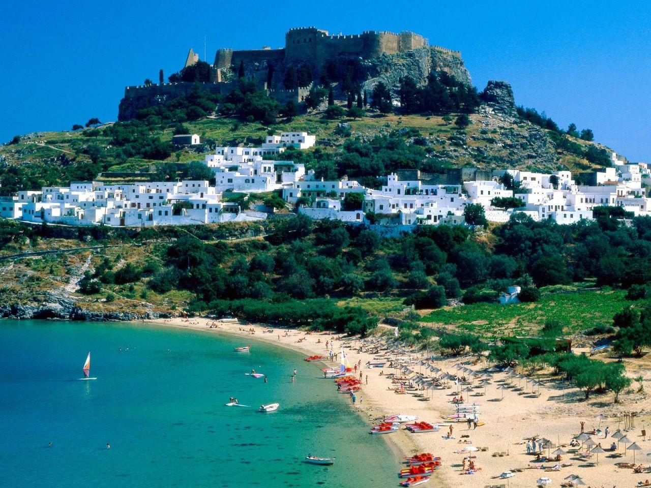 5 курортов Греции, которые навсегда останутся в памяти