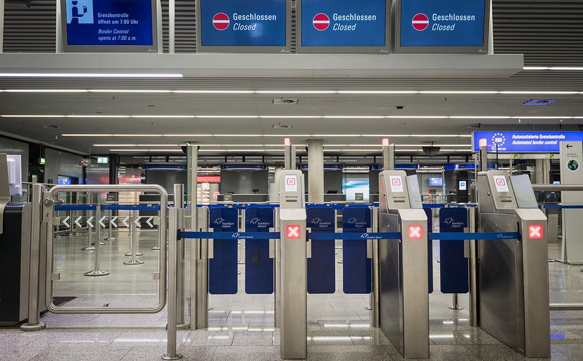 Европа стала эпицентром пандемии коронавируса: закрытые границы и туристические потери