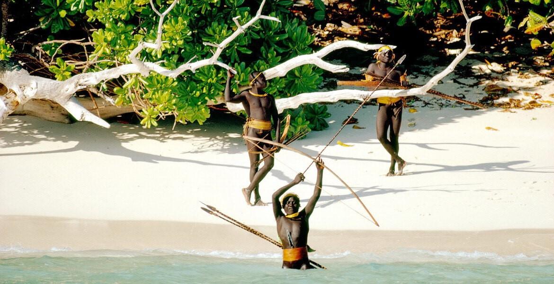 Дикие острова, которым не нужны блага цивилизации