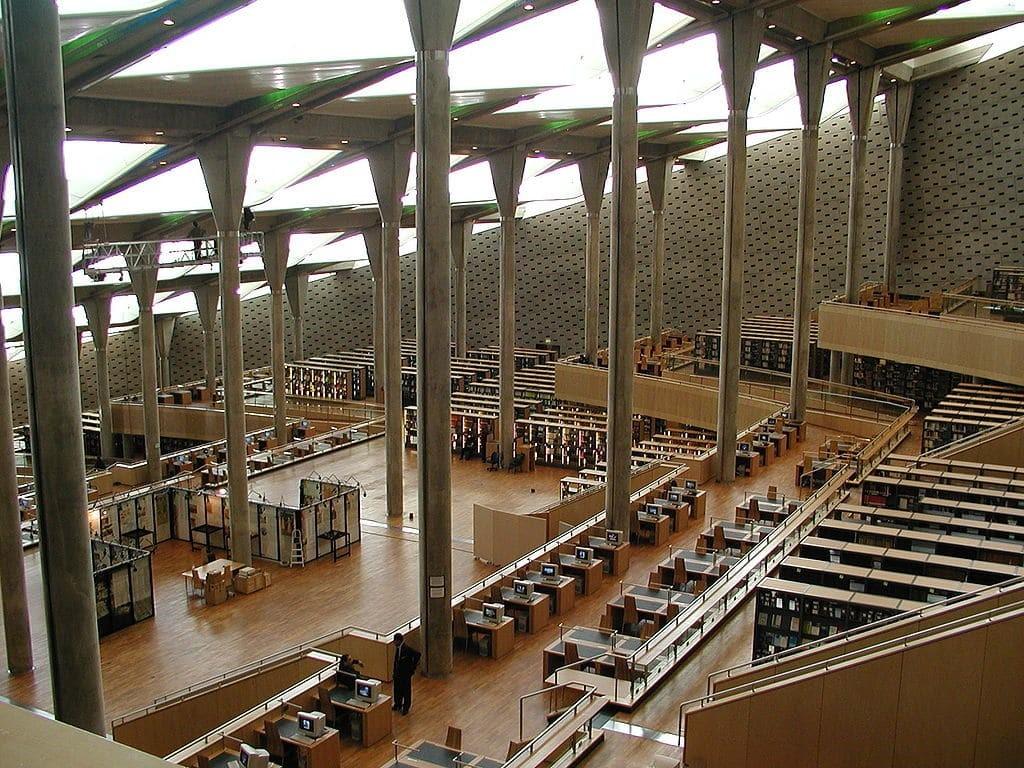 6 уникальных библиотек в мире