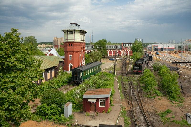Любителям паровозов посвящается: какие железнодорожные музеи посетить в Москве