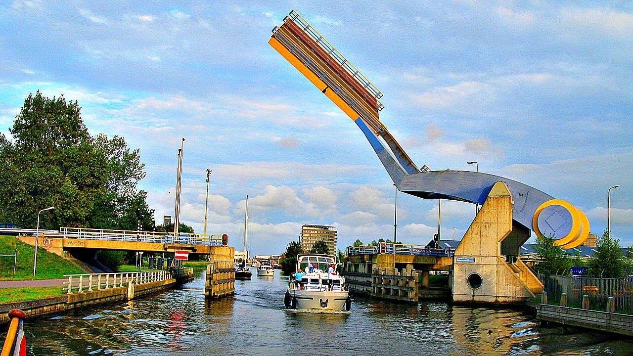 Топ-7 удивительных мостов-трансформеров
