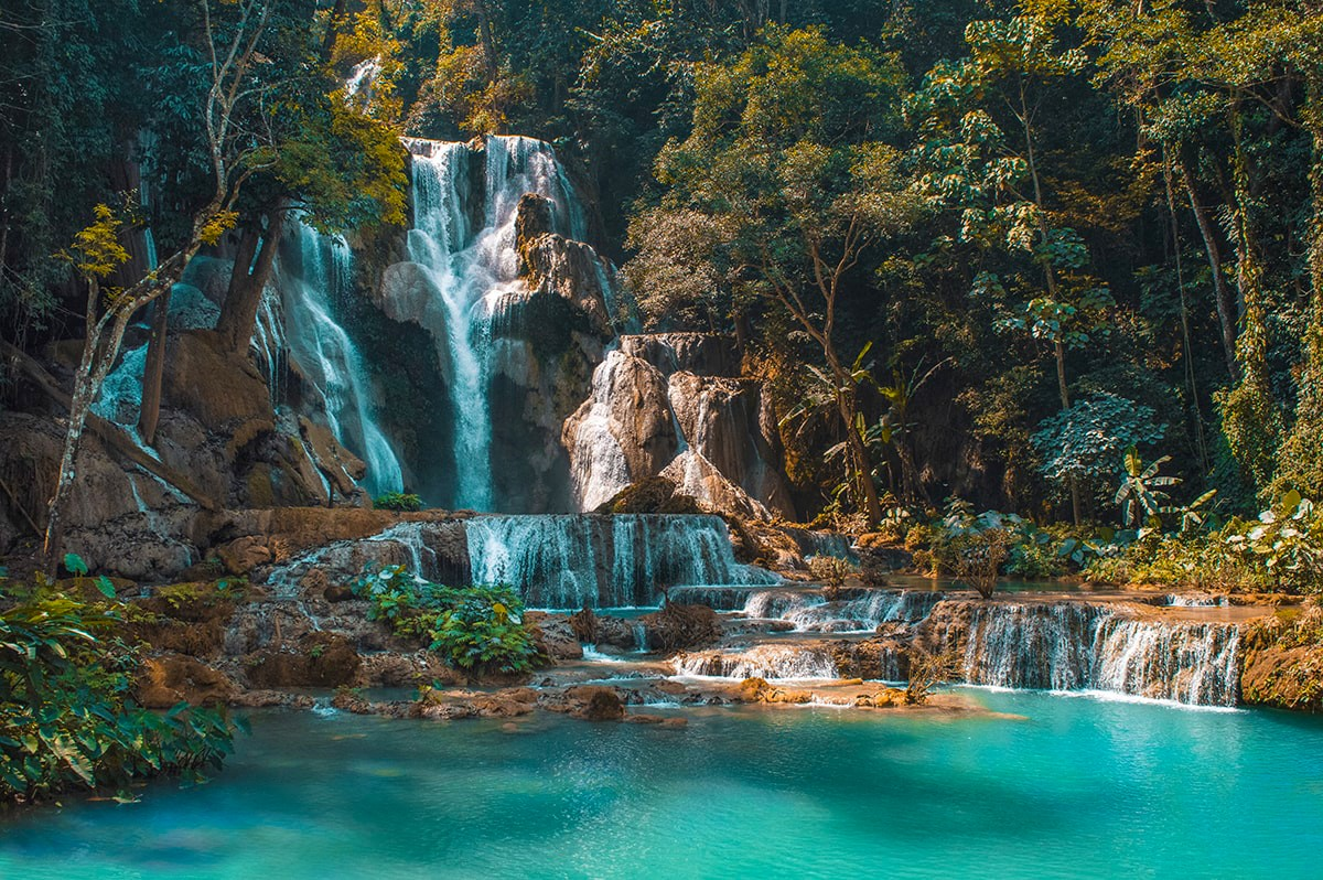 5 каскадных водопадов, которые можно назвать шедеврами природы