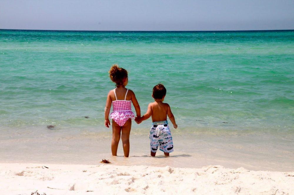 5 стран, где можно отдохнуть с детьми