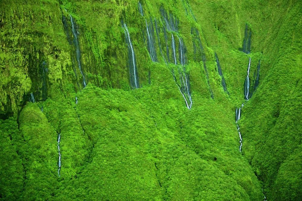 Топ-10 дождливых мест на планете