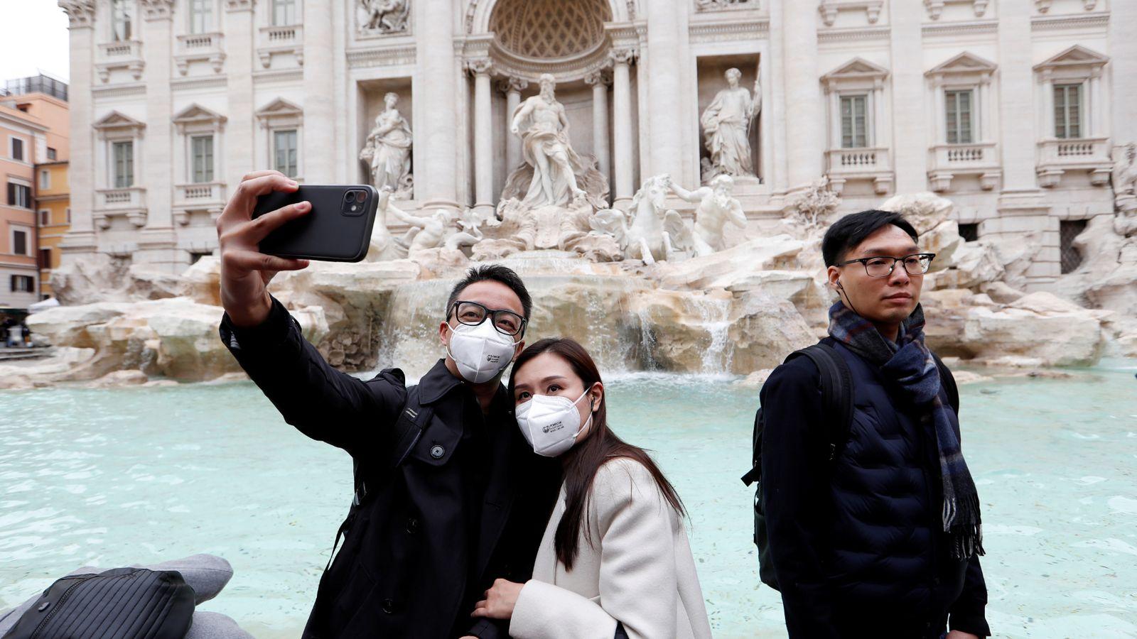 Падение турбизнеса Италии. Прогноз восстановления