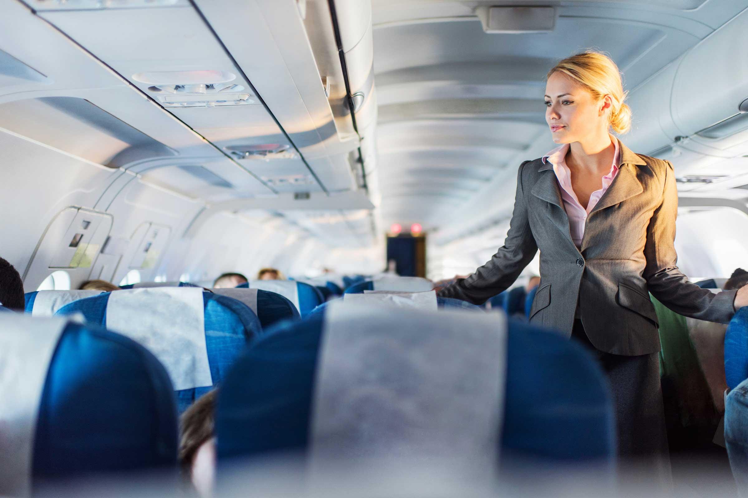 Медпомощь в воздухе: кто готов спасать пассажиров во время рейса
