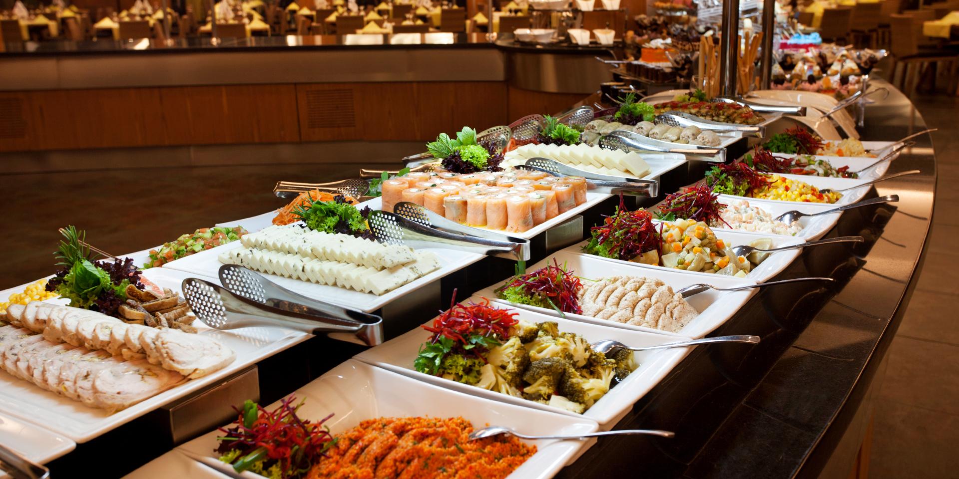 В отелях Турции вместо шведского стола будет комплексное меню