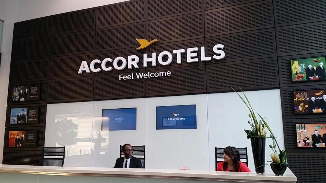 Компания Accor сокращает количество отелей