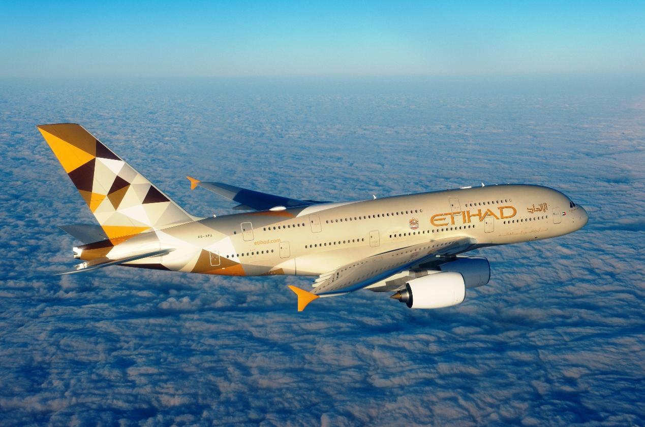 Авиакомпания Etihad Airways планирует возобновить регулярные рейсы из ОАЭ