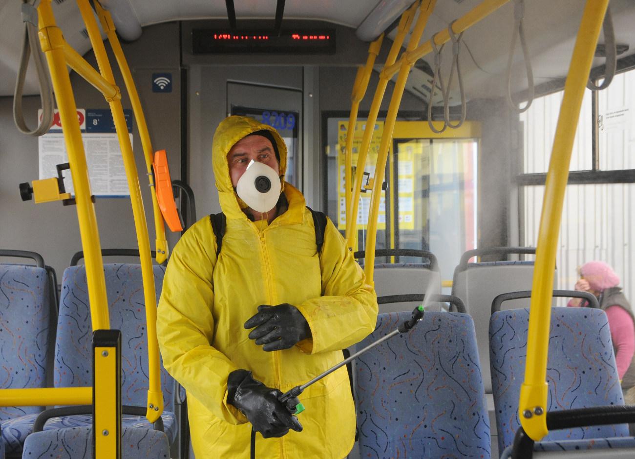 Назван безопасный способ передвижения во время пандемии