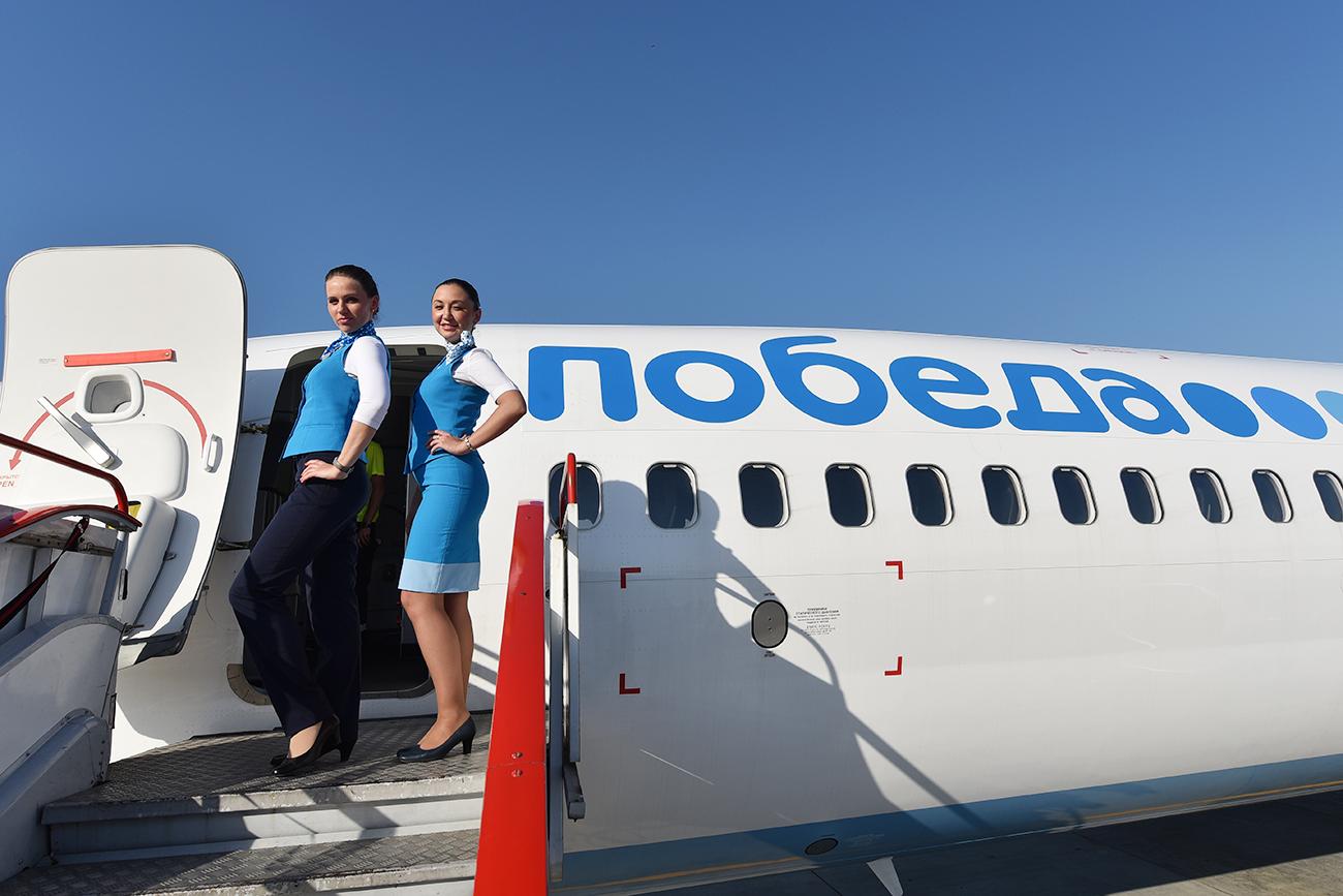 «Победа» снизит цены на авиабилеты с началом полетов
