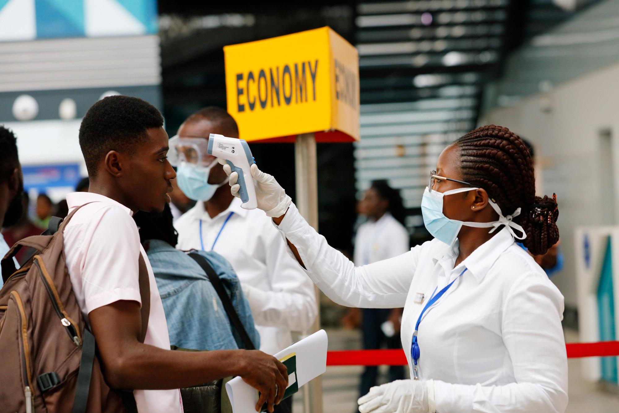 Как борются с коронавирусом в Африке