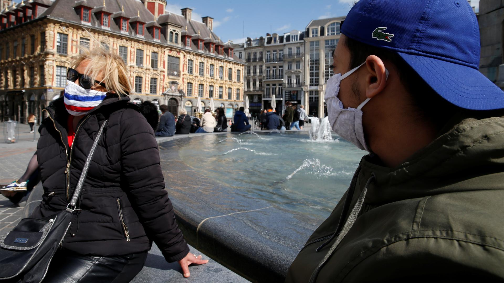 Как Франция выходит из самоизоляции