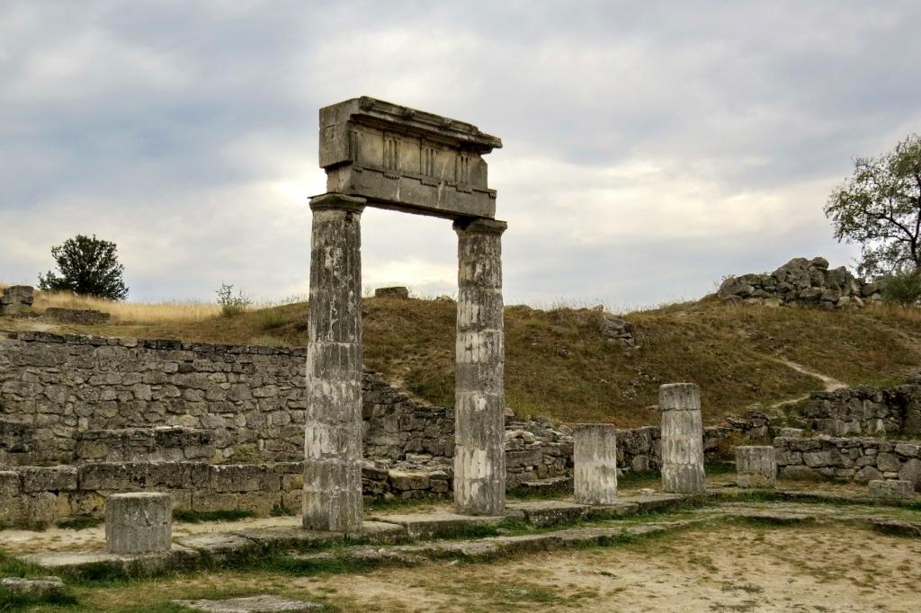 Как увидеть Древнюю Грецию, не выезжая из России