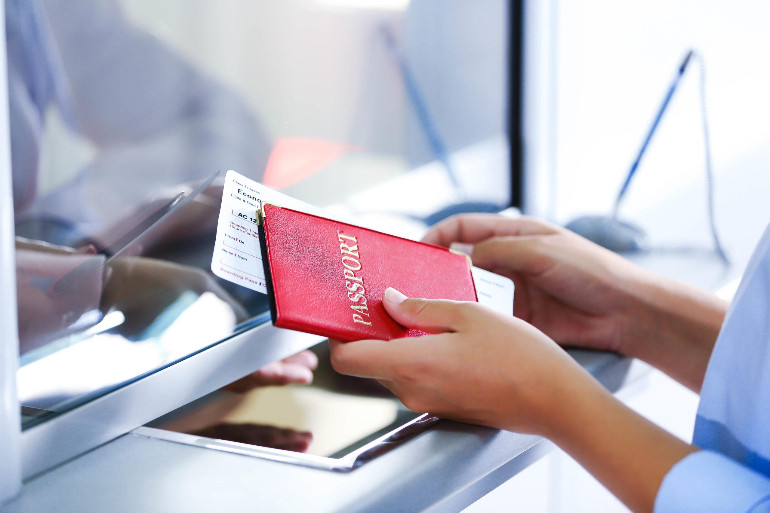 Как правильно проходить паспортный контроль
