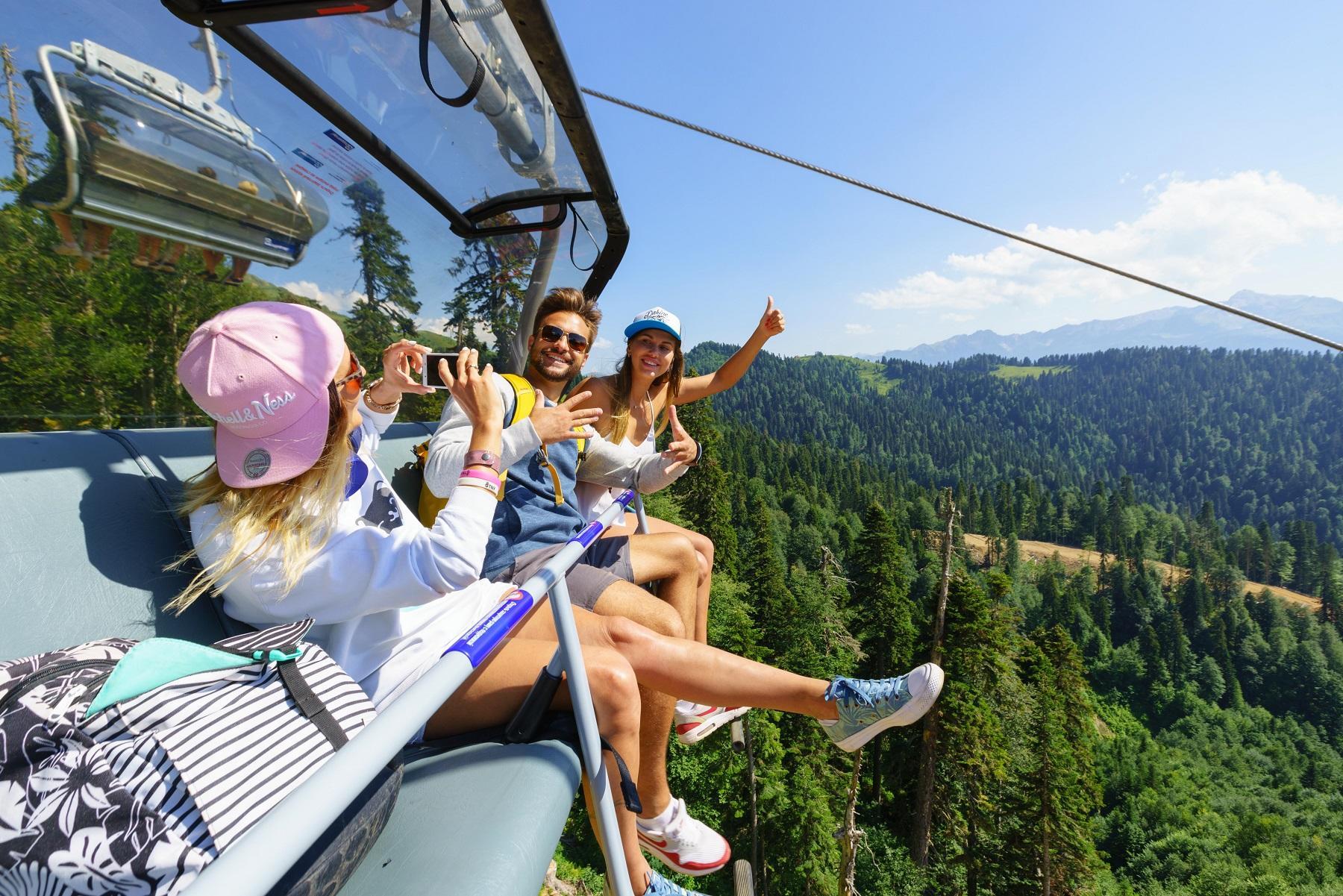 Стали известны подробности открытия туристического сезона в Сочи