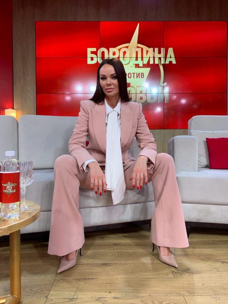 Мария Фролова (Ротань) светская персона, бизнес-леди, лучший эксперт на телевидении!