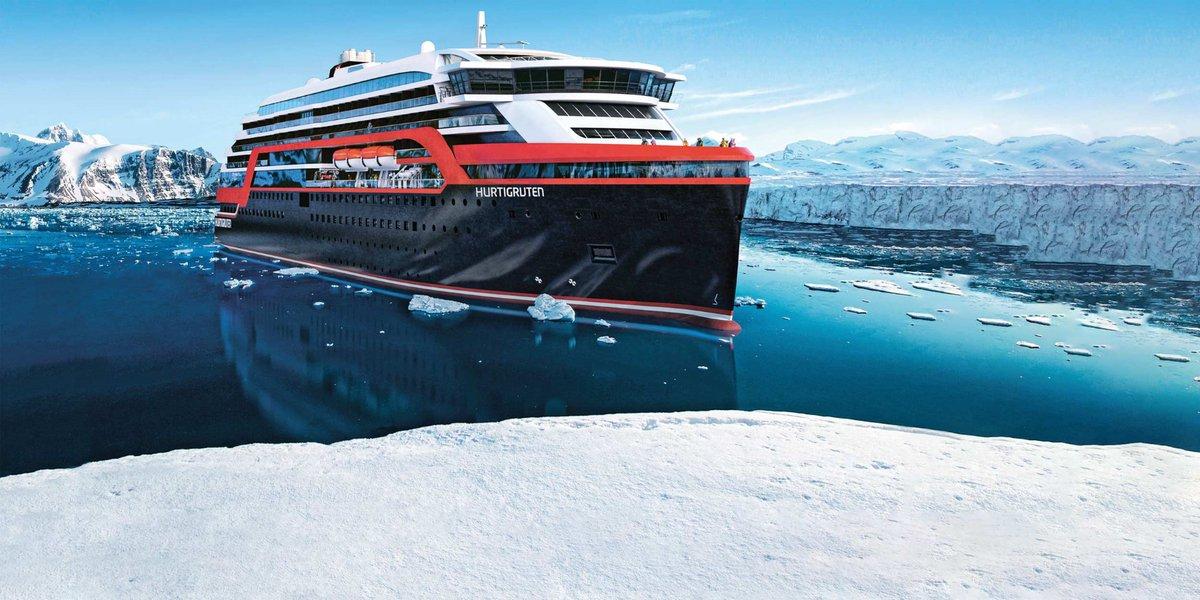Hurtigruten возобновляет круизы