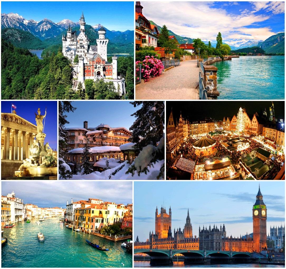 Картинки с путешествиями для карты желаний