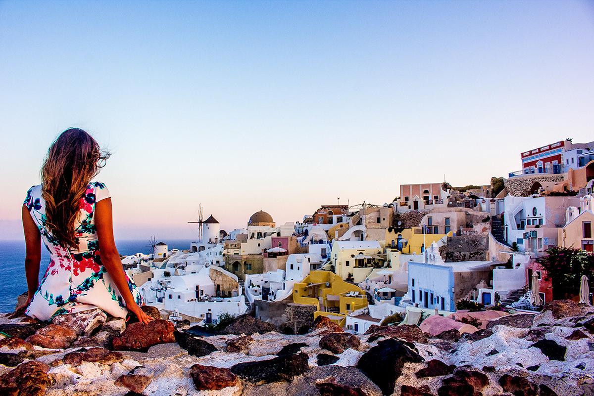 Греция ждет возвращения массового туризма