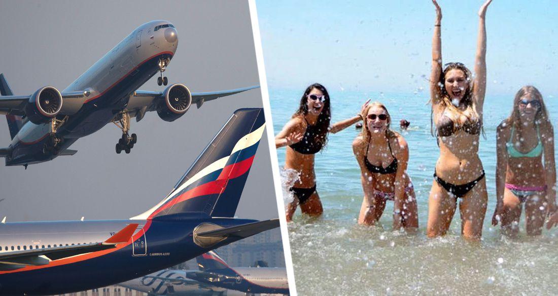 Туроператоры переносят туры с вылетами в августе