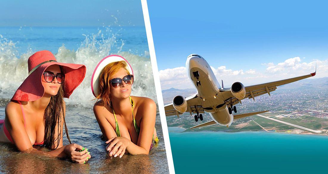Туристы рассказали, готовы ли лететь на зарубежные курорты с пересадками