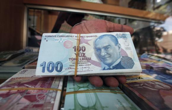 Война за Карабах обвалила турецкую лиру