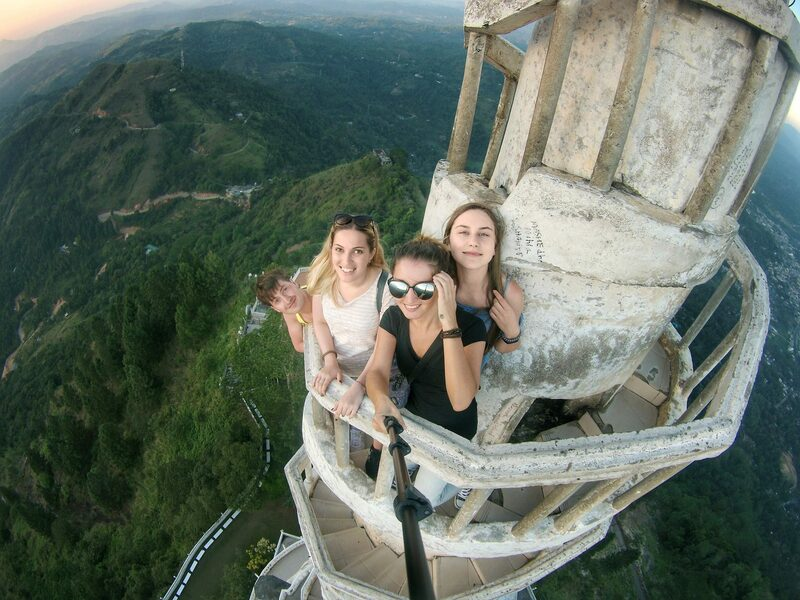 Почему на башню Амбулувава не водят туристов