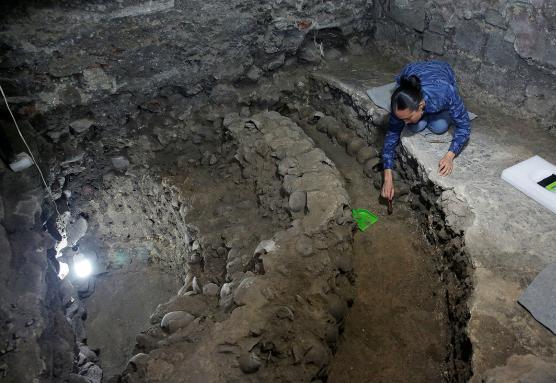 Топ 10 мировых археологических находок 2020 года